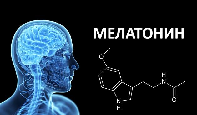 Мелатонин пигмент