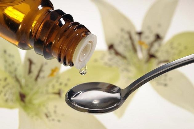 Чайная ложка лекарства