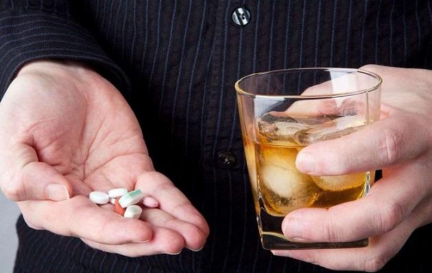 Меларена и алкоголь совместимость